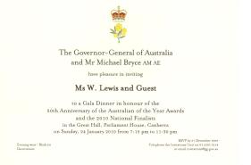 official invitation